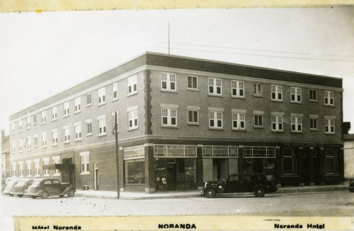 Extérieur - Hôtel Noranda