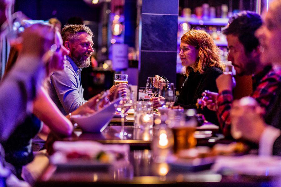 Samedi Rosbif - Resto-Bar à vin Le Cellier