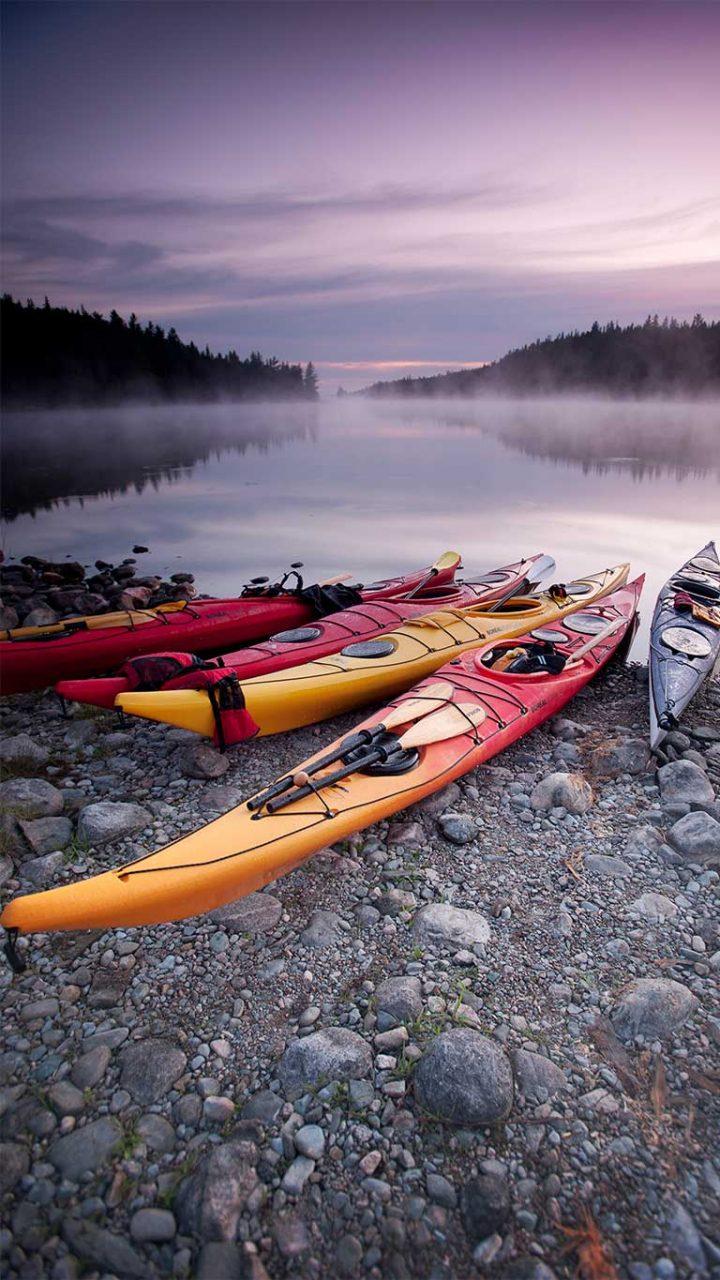 Kayaks - Activités